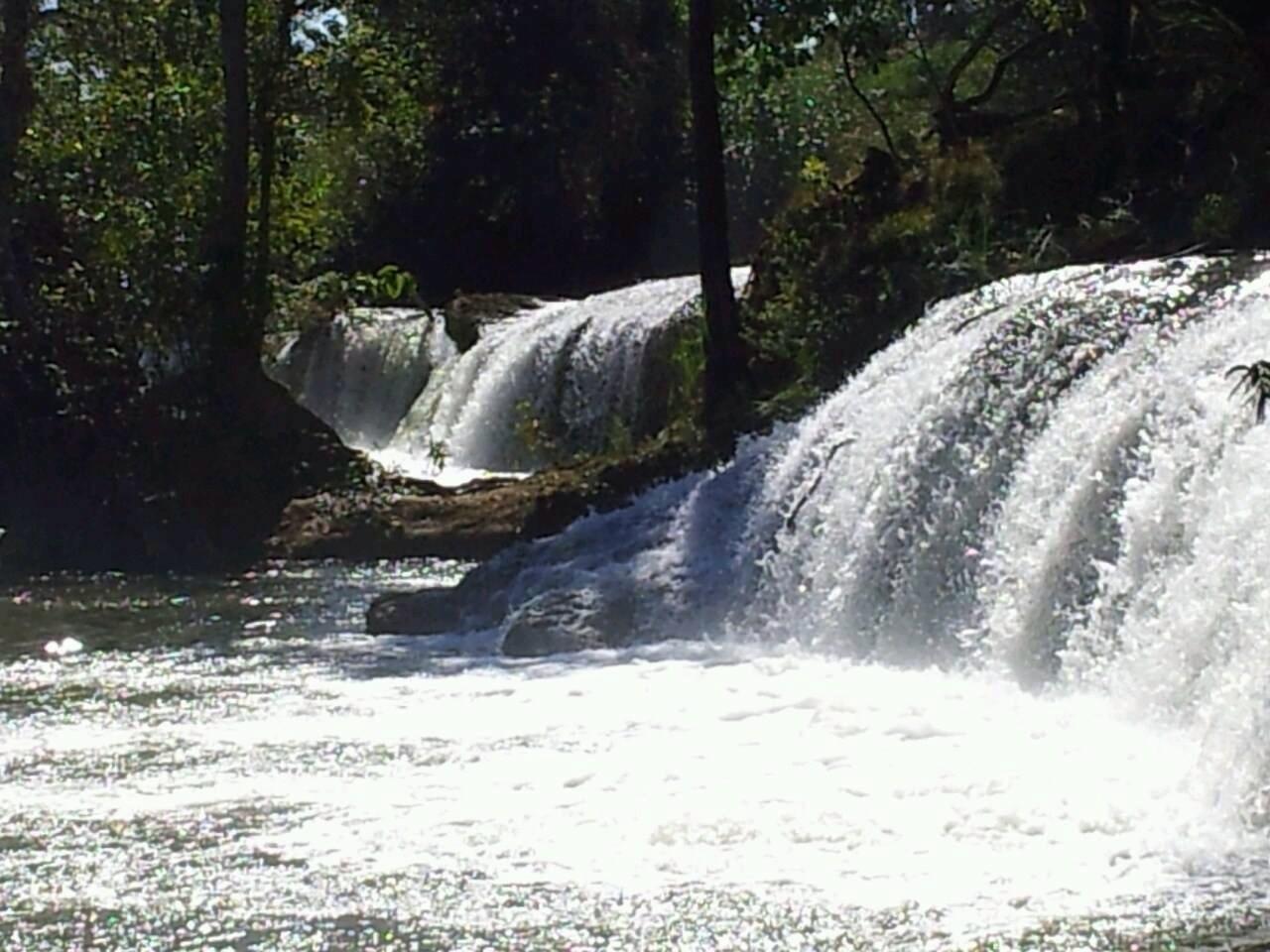 ティセーカ滝