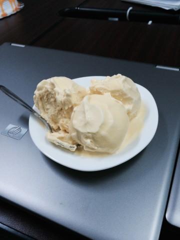 ドリアンのアイスクリーム