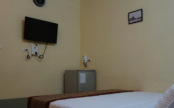 ヤンゴンのラブホ 部屋