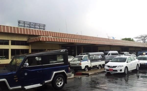 ヤンゴンでのタクシーで注意すること