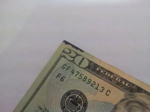 20USD紙幣