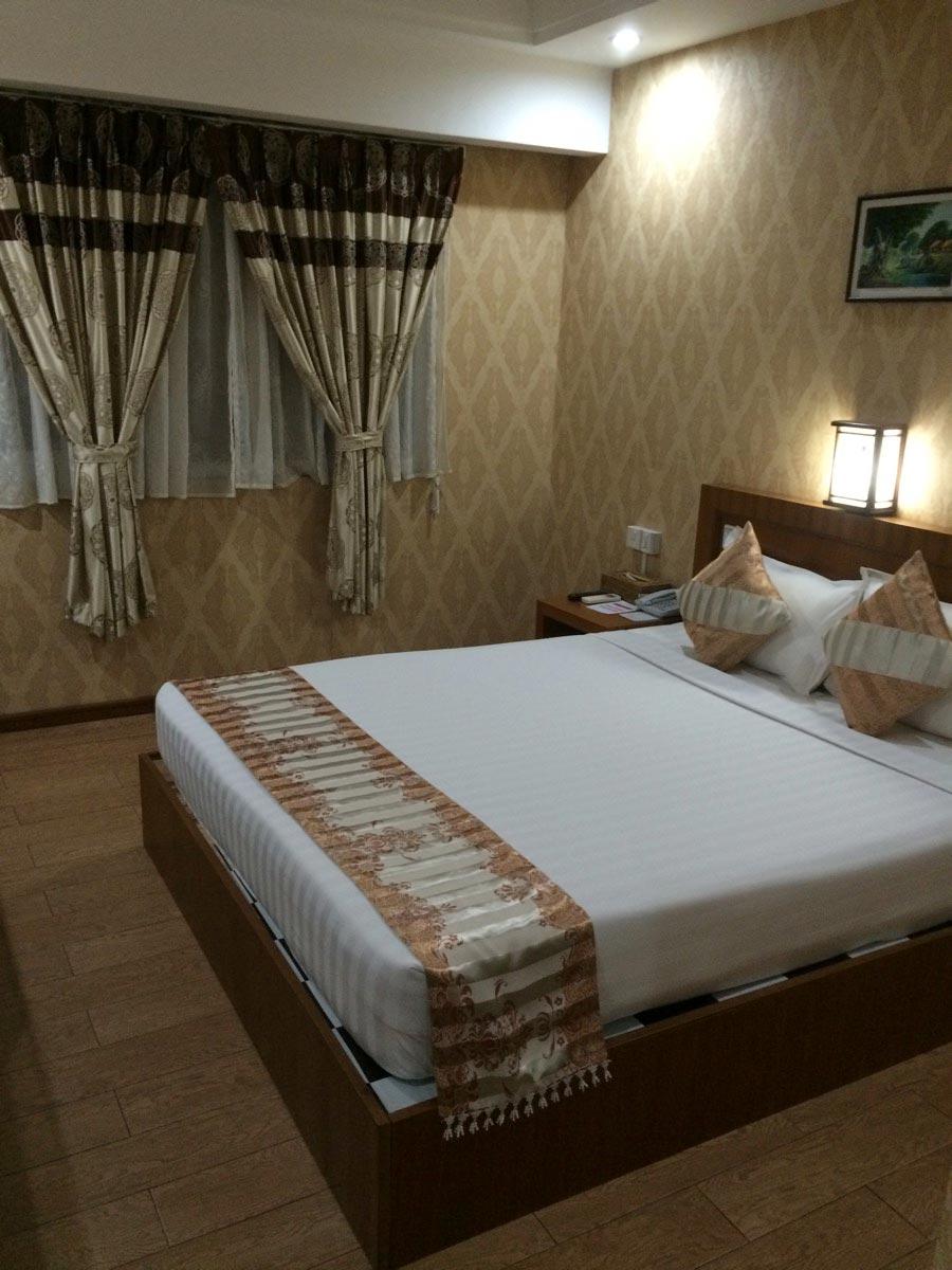 HOTEL KAN KAW DELUXEのダブルルーム